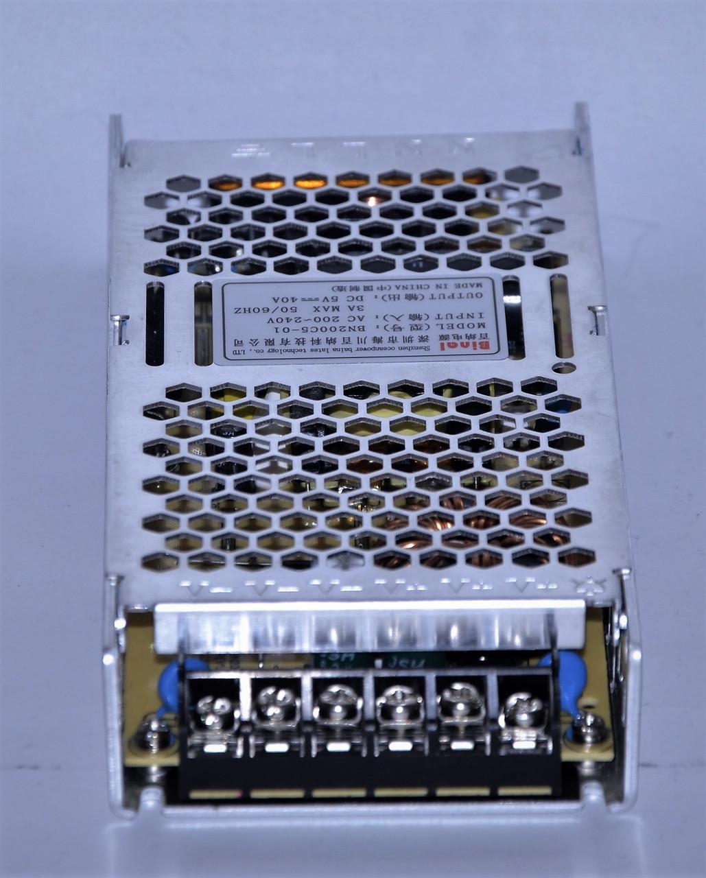 Блок питание BN2000C5-01 5V-40A-200W