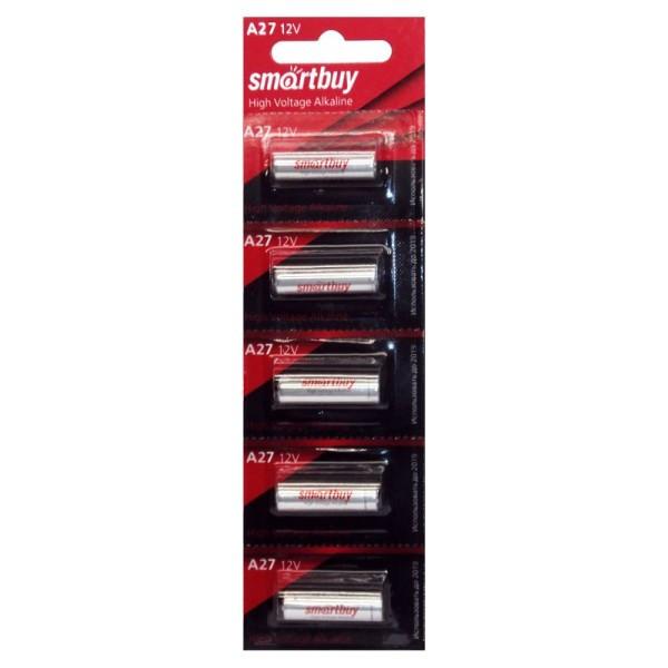 Батарейка алкалиновая Smartbuy A27