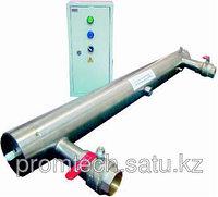 Ультрафиолетовые установки для обеззараживания воды(из нержавеющей стали) УУФОВ 15 Алматы