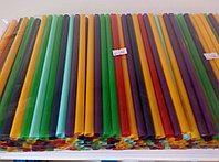 Трубочки для коктейля широкие 500шт/11*24