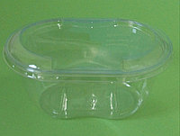 Контейнер СпК-1409 500 мл прозрачный с крышкой