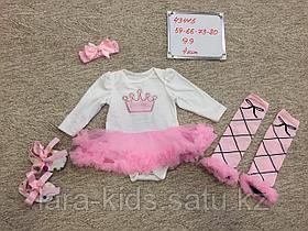 4-ка комплект для маленьких девочек