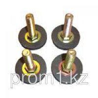 Звукопоглощающие регулируемые опоры (4 шт .) для 40-63 кВт