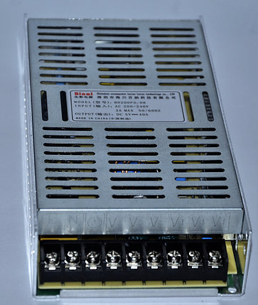 Блок питание BN200P5-08 5V-40A-200W, фото 2