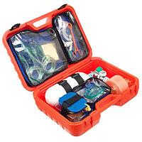 Чемодан экстренной медицинской помощи Hersill в комплекте (Oxivac II)