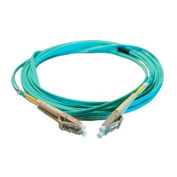 Оптоволоконный шнур OM3 многомодовый - 10 Giga - LC/LC - длина 3 м
