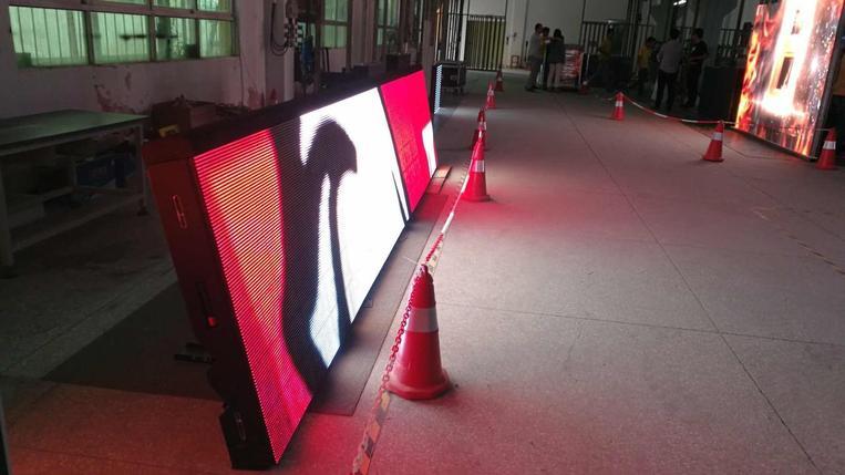 Светодиодный экран для стадиона р10 DIP570 3в1 , фото 2