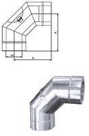 Колено с ревизией GВR/BGR 90 ST (DN 150)