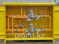ШГРП-100 (DN 100), газорегуляторный пункт шкафной