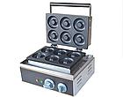 Аппарат для приготовление пончиков (6 пончиков), фото 3