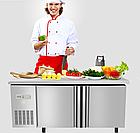 Холодильные столы 1,8м  от 0° до -18С, фото 2