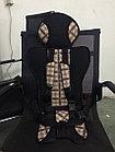 Бескаркасное авто кресло, фото 3