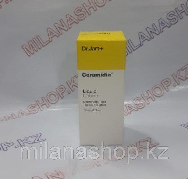 Dr.Jart+ Ceramidin Liquid Moisturizing Toner -  Тонер с керамидами