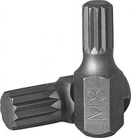 Вставка-бита 10 мм DR SPLINE, M6, 30 мм 531706