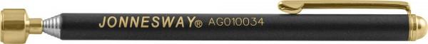 Ручка магнитная телескопическая max длина 580 мм, грузоподъемность до 1,5 кг. AG010034