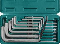 Набор ключей торцевых TORX® Т6-70, 16 предметов H0816S
