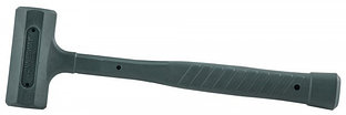 Молоток резиновый без отдачи, 400 гр. M11035