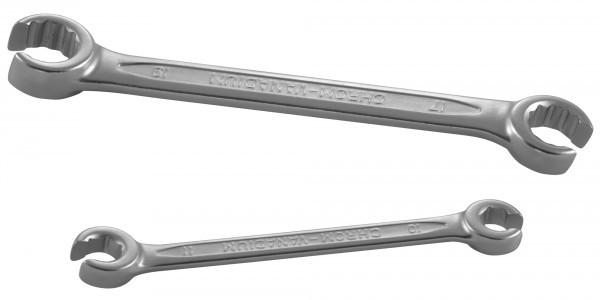 Ключ гаечный разрезной, 11х13 мм W241113
