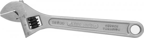 Ключ разводной, 0-20 мм, L-150 мм W27AS6