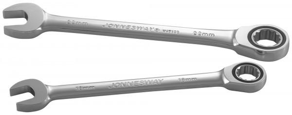 Ключ гаечный комбинированный трещоточный, 14 мм W45114