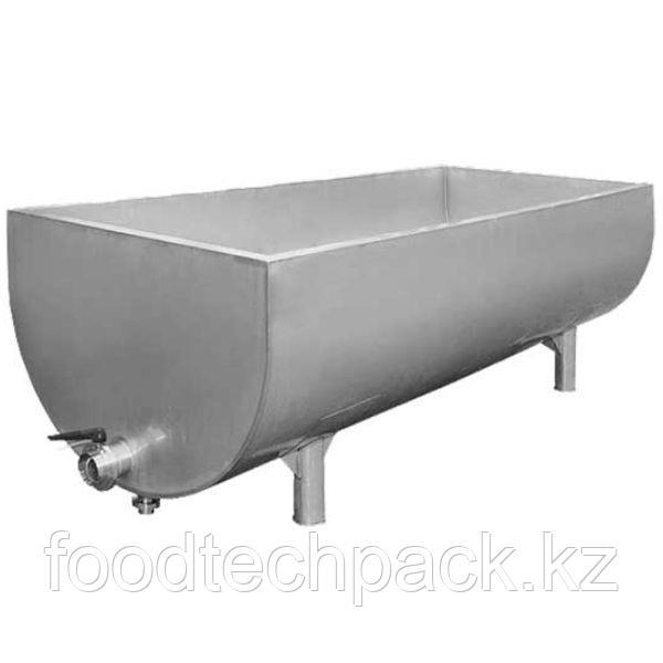 Творожная ванна для ферментирования творожного зерна