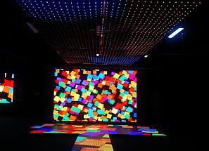LED экран Р-4 INDOOR, размер 4,096м*3,072м-12.59 кв.м (512мм*512мм) АРЕНДНЫЙ, фото 3
