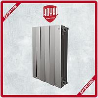 Радиатор биметаллический Royal Thermo Pianoforte 500/100 cеребро