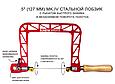 Лобзики ручные Knew Concept Heavy Duty, глубина реза 75 мм, 125 мм, 200 мм, фото 4