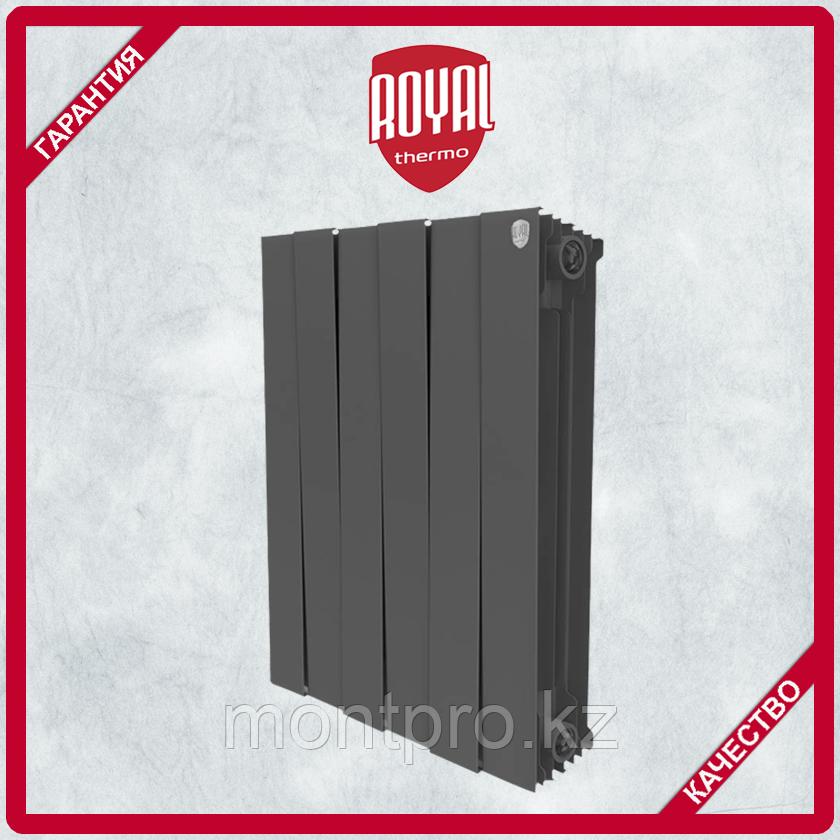 Радиатор биметаллический Royal Thermo Pianoforte 500/100 черный