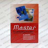 Пленка для ламинирования 7x10см 125mk 100 листов Master