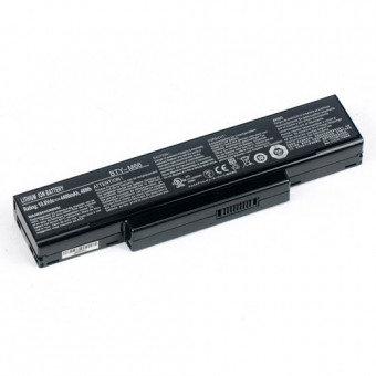 Аккумулятор для ноутбука MSI BTY-M66