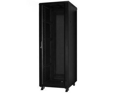 Шкаф телекоммуникационный напольный, 37U, 600х800мм, тип TFC (двери перфорированные)