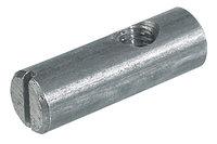 Цилиндр с отверстием М6, длина 14мм, фото 1