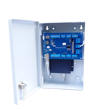 Сетевой контроллер RusGuard ACS-102-CE-BM (POE) метал. корпус