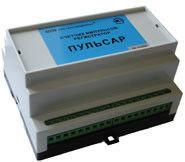 Счетчик импульсов с индикатором 6 приемных каналов, LCD-дисплей