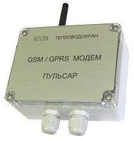 Счетчик импульсов с GSM/GPRS модемом
