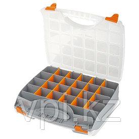 Органайзер двухсторонний, пластик, 325*280*85 мм., Stels