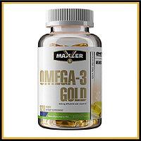 MXL Omega-3 Gold 120капс Германия
