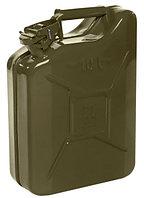 Канистра стальная, для ГСМ 10л.