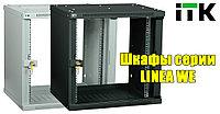 Шкафы серии LINEA WE от ITK