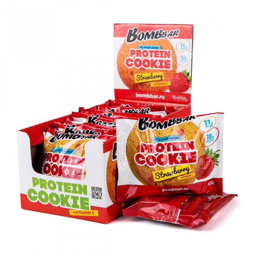 BOMBBAR печенье  40 гр