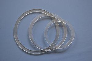 Кольцо протекторное для натяжных потолков 10-90 mm