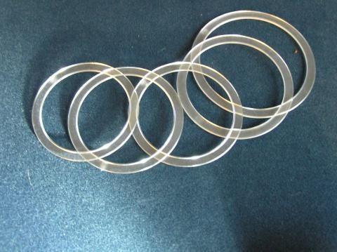 Кольцо протекторное для натяжных потолков 95-120 mm