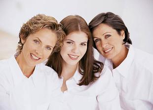 Уход за кожей лица для всех возрастов