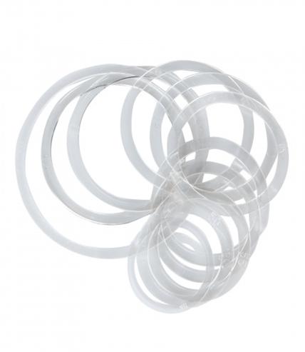 Кольцо протекторное для натяжных потолков 126-170 mm