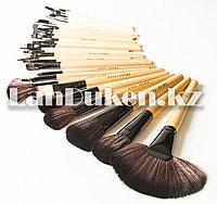 Набор профессиональных кистей для макияжа Bobbi Brown 32 кисточки в чехле