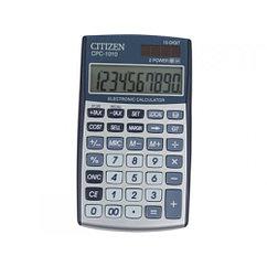 Карманный калькулятор  Citizen CPC-1010