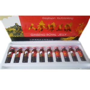 Раствор женьшеня и маточного молочка (Ginseng Royal Jelly) жидкий
