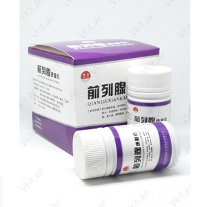 Препарат для лечения простатита Чен лен 4 бутыля по 120 шт.