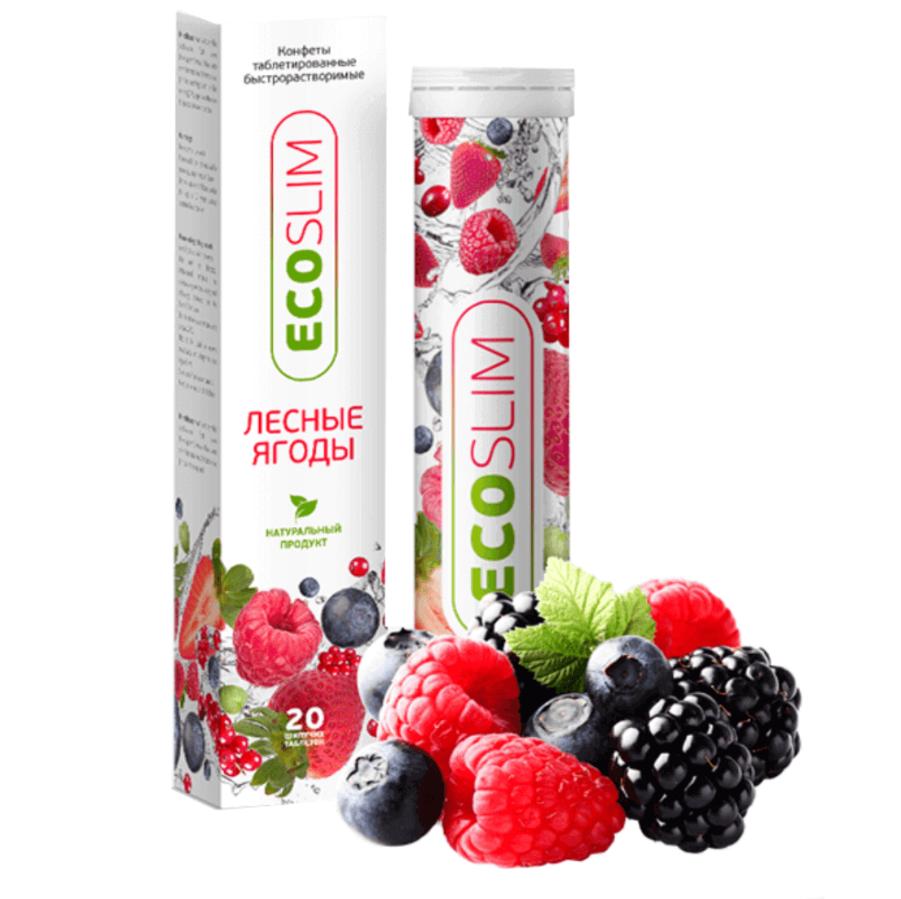 Лесные ягоды ECOSLIM (36 капсул)
